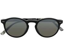 Runde Mission District Sonnenbrille