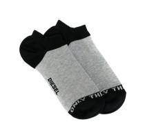 logo trainer socks