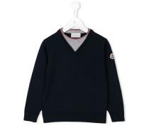 Sweatshirt im Lagen-Look - kids - Baumwolle - 5