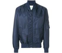 zip bomber jacket