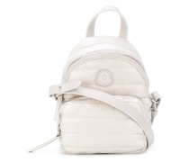 small padded backpack crossbody bag