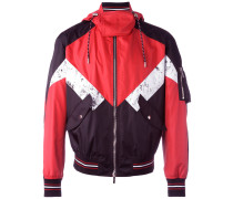 Jacke in Colour-Block-Optik - men
