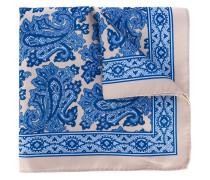 floral print scarf - men - Seide - Einheitsgröße