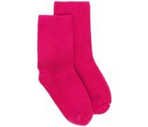 Strukturierte Socken