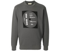 Sweatshirt mit CD-Cover