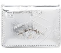 'Safety Pin' cardholder