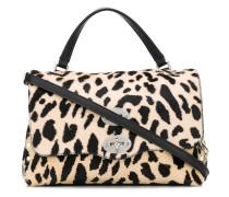 'S Linear Animalier' Handtasche
