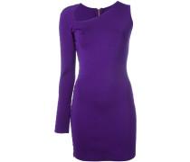 Asymmetrisches Kleid mit Schnürung - women