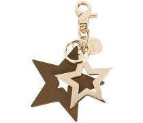 Schlüsselanhänger mit Sternen