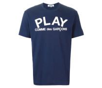 "T-Shirt mit ""Play""-Print"