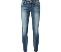 - Skinny-Jeans mit gekürztem Schnitt - women