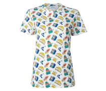 - T-Shirt mit Print - women - Baumwolle - 44