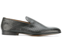Gewebte 'Scarpa Capri' Loafer - men - Leder