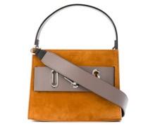 'Ludo' Handtasche in Colour-Block-Optik