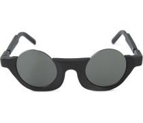 - Berlin X Julius Sonnenbrille mit rundem Rahmen