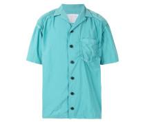 Gerafftes Hemd