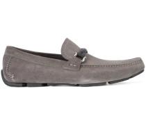 Gancio detail loafers