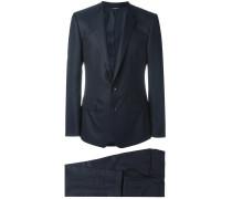 Zweiteiliger Anzug mit Muster