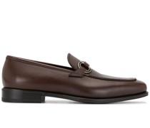 Penny-Loafer mit Gancini-Detail