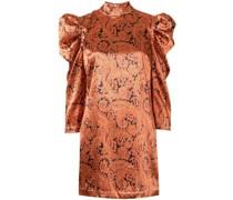 'Karen' Kleid mit Paisleymuster