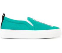 'New York' Slip-On-Sneakers