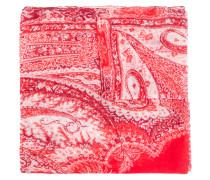 Kaschmirschal mit Print