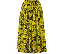pleated daffodil skirt