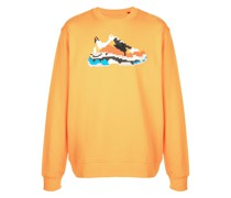 'Vibrante Wave' Sweatshirt