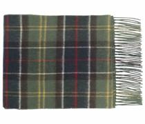 Galston tartan wool scarf