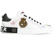 appliqués sneakers