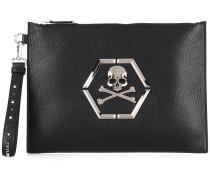 Axel clutch bag