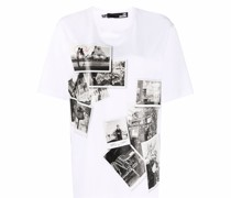 T-Shirt mit Paris-Fotos