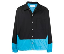 Zweifarbige Jacke