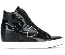 - Geschnürte High-Top-Sneakers - women
