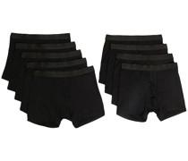 9er-Set Shorts