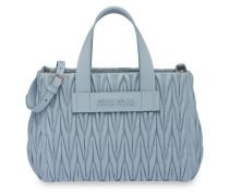 Klassische Matelassé-Handtasche