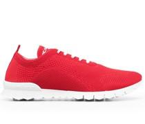 Sneakers mit Mesh-Einsatz