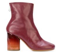 colour block boots