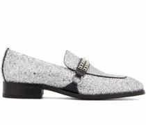 Angeles Loafer in Glitter-Optik