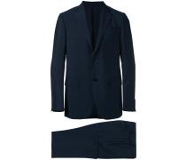 Zweiteiliger Anzug mit fallendem Revers - men
