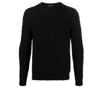 long-sleeve cashmere jumper