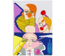 Clutch in Buch-Optik - women