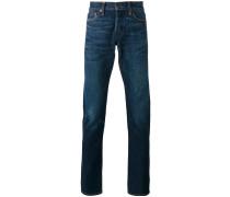 Skinny-Jeans mit Taschen - men - Baumwolle - 33