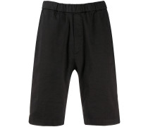 Chino-Shorts mit Stretchbund