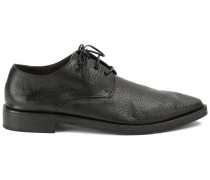Derby-Schuhe aus Kalbsleder