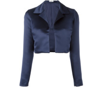 Cropped-Satinjacke - women