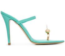 Sandalen mit Zehenring