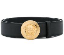 Medusa buckle belt