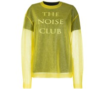'The Noise Club' Pullover