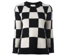 checkboard jumper